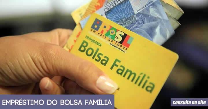 Empréstimo do Bolsa Família